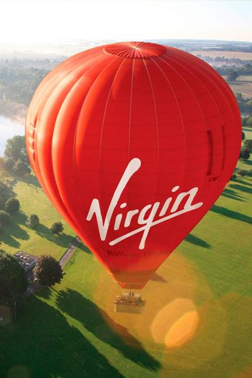 Virgin Celebration Hot Air Ballooning For Two Gift Experience by Virgin Gift Experiences