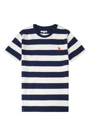 U.S. Polo Assn. Stripe Rider T-Shirt