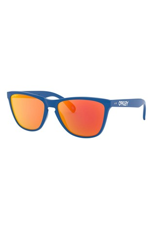 Oakley® Frogskins Prizm Ruby Lens Sunglasses