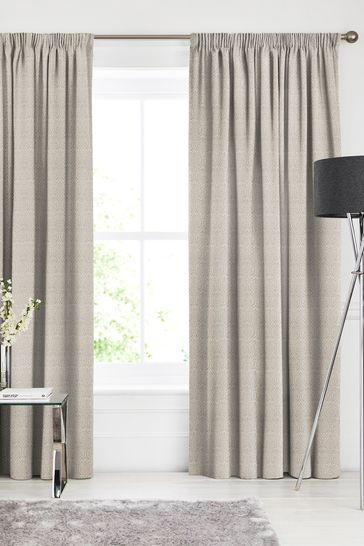 Tamsin Vintage Metallic Made To Measure Curtains