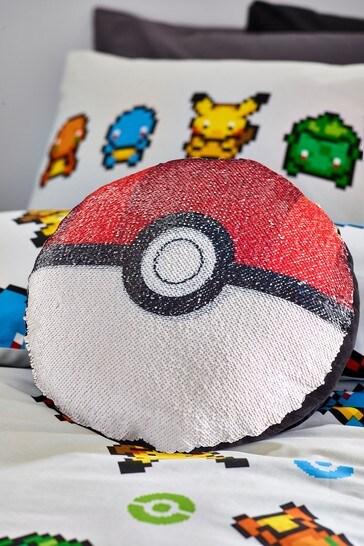 Pokémon Flip Sequin Cushion
