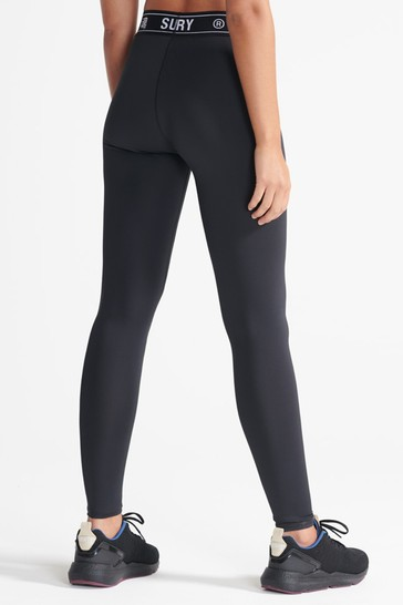 Superdry Sport Training Elastic Leggings