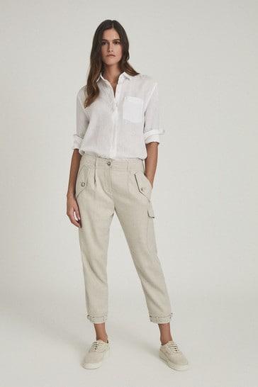 Reiss Bria Cargo Trousers