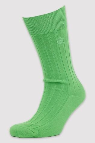 Superdry Organic Cotton Casual Rib Socks