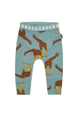 Bonds Green Giraffe Jam Noosa Dua Leggings