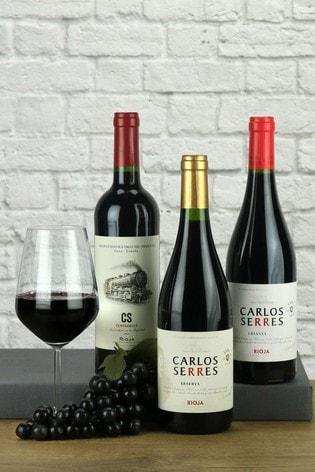 Trio of Spanish Rioja wines by Le Bon Vin