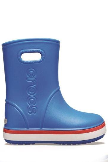 Crocs Crocband Rainboot Pull On Wellies