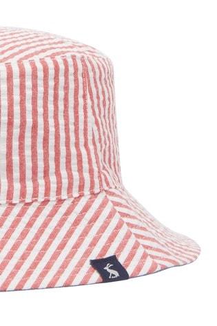 Joules Brit Reversible Bucket Hat