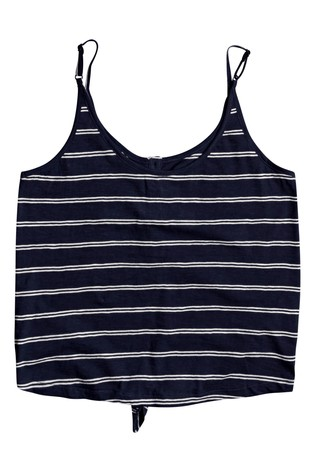 Roxy Blue From Me To You Vest Top