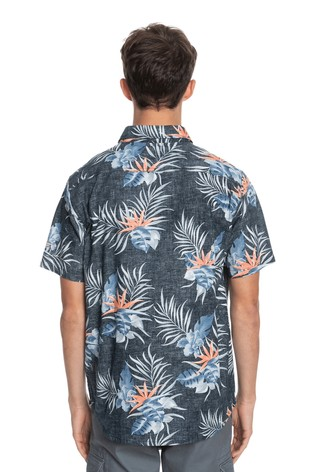 Quiksilver Black Paradise Express Shirt