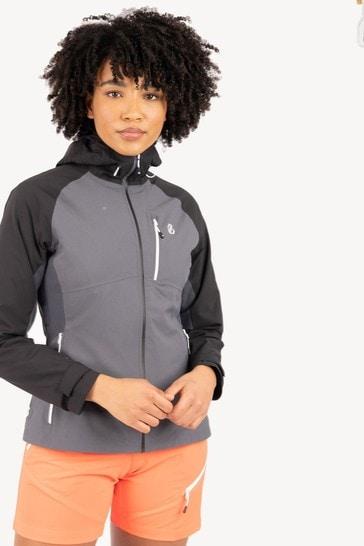Dare 2B Grey Veritas III Waterproof Jacket