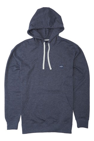 Billabong Blue All Day Pullover Hoodie