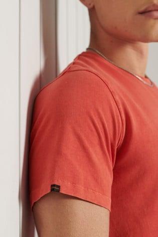 Superdry Organic Cotton Workwear Pocket T-Shirt