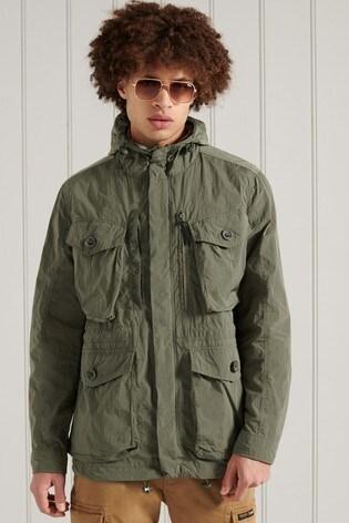 Superdry Military Parka Jacket