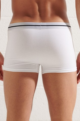 Superdry Organic Cotton Trunks Double Pack