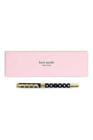 kate spade new york Polka Dot Ballpoint Pen
