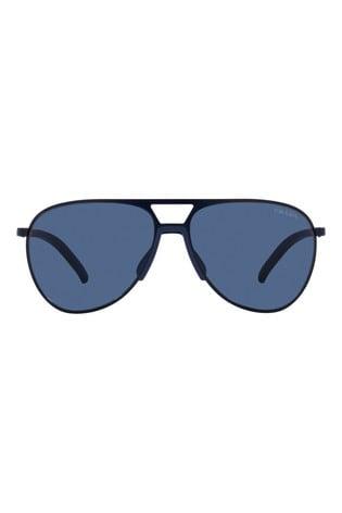 Prada Sport Linea Rossa Pilot Sunglasses