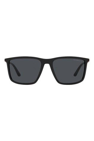 Emporio Armani Square Sunglasses