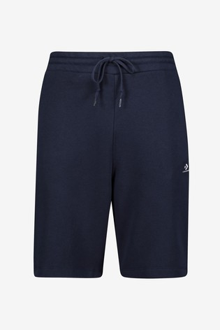 Converse Navy Logo Shorts