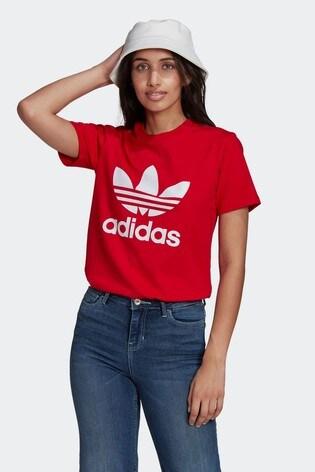 adidas Adicolor Classics Trefoil T-Shirt
