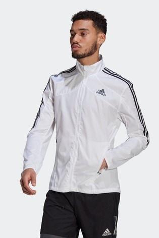 adidas Marathon 3 Stripes Jacket