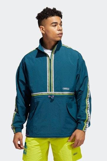adidas Taped Anorak Jacket