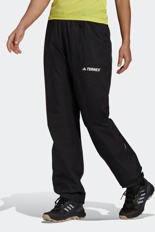 adidas Terrex Multi RAIN.RDY Primegreen 2-Layer Rain Tracksuit Bottoms