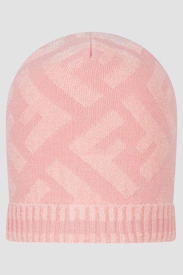 Girls Pink Hat