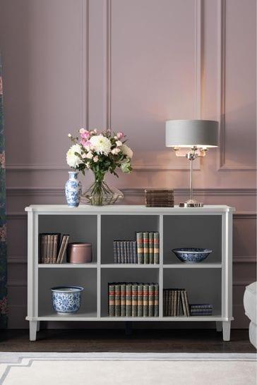 Laura Ashley Henshaw Low Bookcase