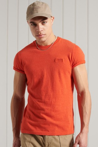 Superdry Organic Cotton Vintage Embroidered T-Shirt