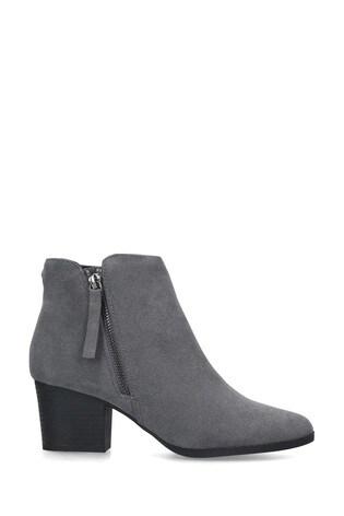Carvela Comfort Grey Tessa Boots