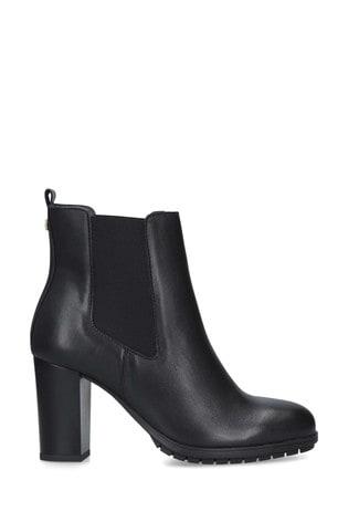 Carvela Comfort Black Royal Boots