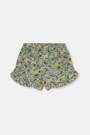 Cath Kidston Vale Floral Frill Culottes