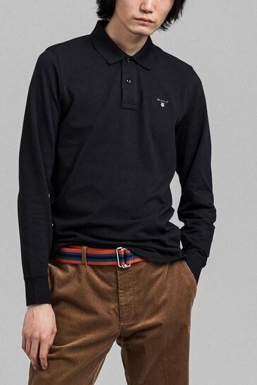 GANT Original Ls Rugger Polo Shirt