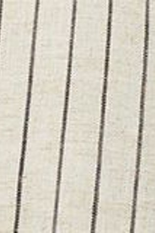 Esprit Beige Blended Linen Jumpsuit