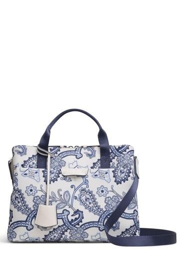 Radley London Maple Cross Radley Paisley Medium Multiway Bag