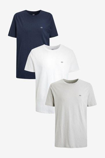 Gap Short Sleeve TShirt 3 Pack