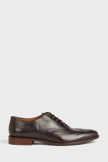 Ted Baker Fedinon Smart Casual Brogue Shoes