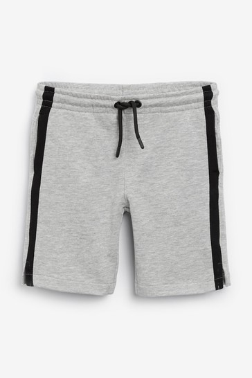 Mango Grey Jogger Cotton Bermuda Shorts