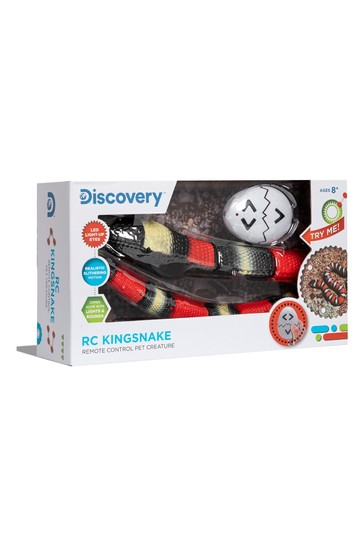 Discovery Red Discovery Toy RC King Snake