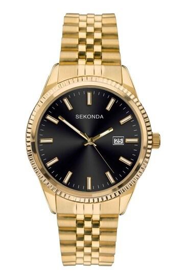 Sekonda Gold Gents Watch