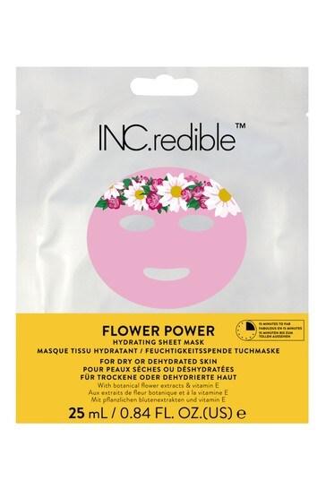 INC.Redible Flower Power Sheet Mask 25ml