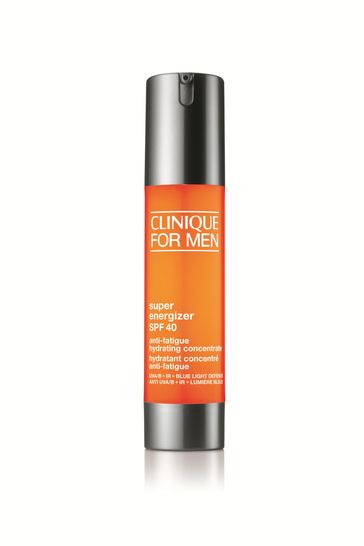Clinique For Men Super Energizing Anti-Fatigue Hydrating Concentrate 48ml SPF40