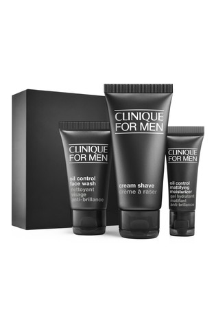 Clinique For Men Starter Kit - Daily Oil Control
