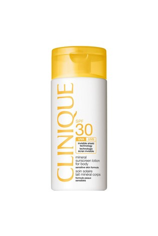 Clinique Mineral Sunscreen Fluid For Body SPF30