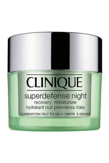 Clinique Superdefence Night Moisturizer - Combination Oily 50ml