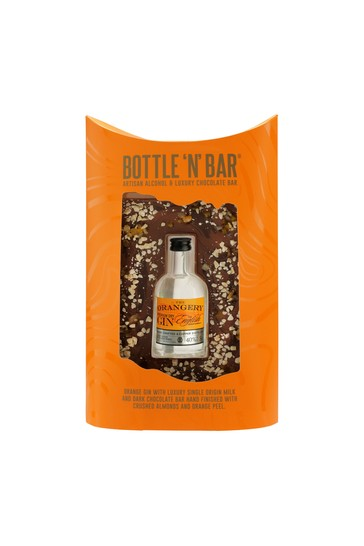 Spicers Of Hythe Bottle 'N' Bar With Orange Gin