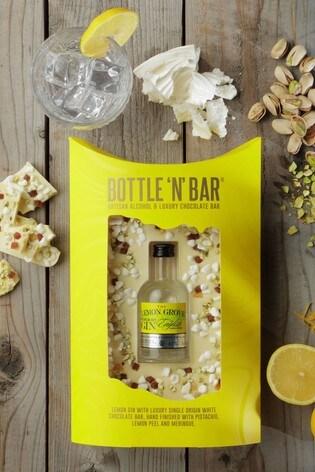 Spicers Of Hythe Bottle 'N' Bar With Lemon Gin