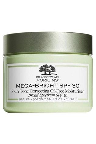 Origins Dr Weil Mega-Bright Skin SPF 30 Tone Correcting Moisturizer 50ml