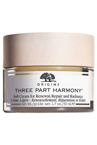 Origins Three Part Harmony Nourishing Soft Cream 50ml